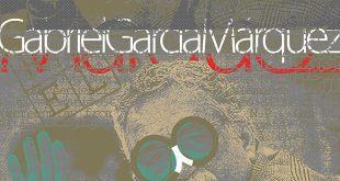 شهاب سیاوش - پوستر برای فراخوان نمایشگاه گابریل گارسیا مارکز
