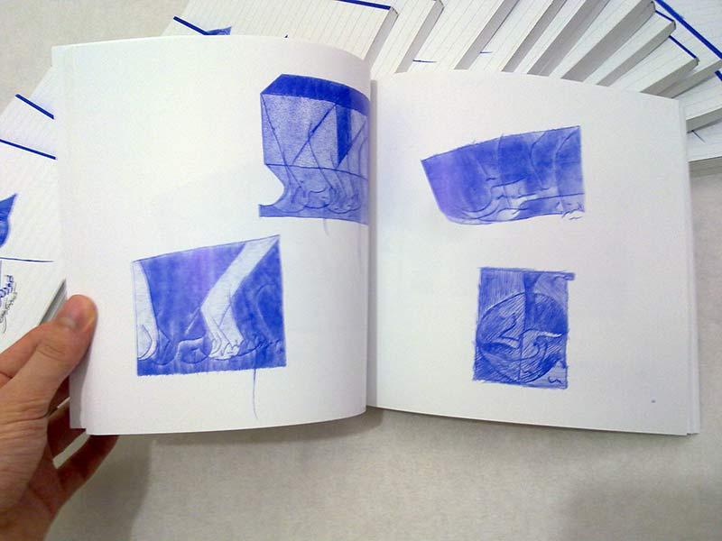 شهاب سیاوش - کتاب «خودکارگرافی»، مجموعهای از آثار خوشنویسی با خودکار