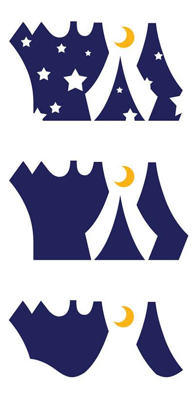 شهاب سیاوش - لوگوهایی برای سال جهانی نجوم ۱۳۸۸ (2009)