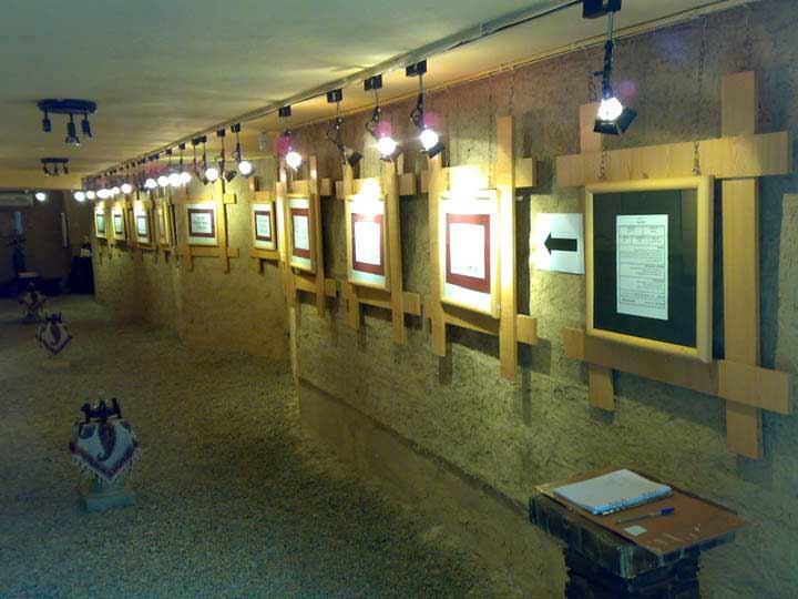 شهاب سیاوش - نمایشگاه انفرادی «طراحی حروف» و نشست نقد و بررسی در رشت